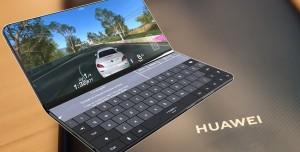 Huawei'nin Katlanabilir Telefonu Konsept Videosuyla Karşımızda
