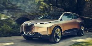 BMW'nin Devrim Niteliğindeki Yeni Modeli Vision iNext Tanıtıldı