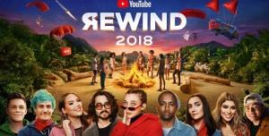 """YouTube Rewind 2018 Videosu """"Beğenilmeme"""" Rekoruna Koşuyor!"""
