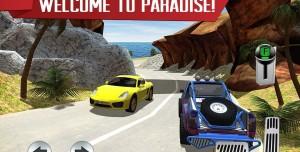 Parking Island: Mountain Road