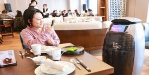 Dünyanın İlk Yapay Zeka ile Çalışan Oteli Çin'de Açıldı