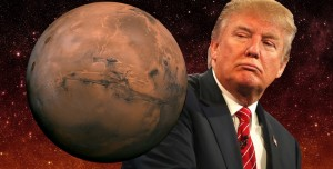 Trump, NASA'dan İmkansızı İstedi: 2020'ye Kadar Mars'a Gidin