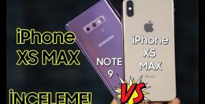 iPhone XS Max inceleme - Çöp Gibi Telefon Mu?
