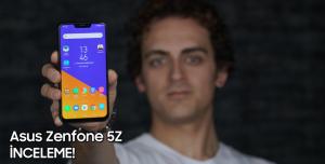 Asus Zenfone 5Z inceleme