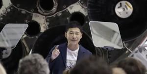 Ay Turisti Japon Milyarder Takipçilerine Para Yağdırdı