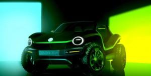 Volkswagen'in Yeni Konsept Aracına Bayılacaksınız