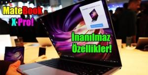 EN GÜÇLÜ WINDOWS LAPTOP! - Huawei MateBook X Pro Ön İnceleme