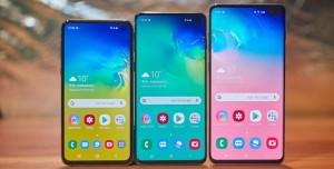 Samsung Galaxy S10, S10 Plus ve S10e Karşılaştırması