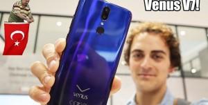 Vestel Venus V7 Ön İnceleme - Yeni Yerli Telefon!