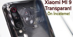 Xiaomi Mi 9 Explorer Ön İnceleme - Roket Gibi Telefon!