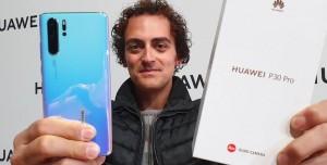 Huawei P30 Pro Kutu Açılımı ve Ön İnceleme! - 50X Zoom!