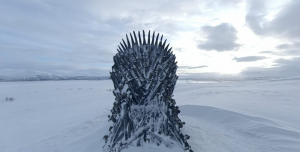 Game of Thrones Hayranları, Gizlenen Demir Taht'ları Bulmayı Başardı