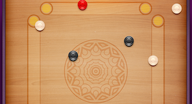 Disc Pool Carrom