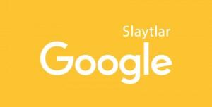 Google Slaytlar Kullanılarak Sunum Nasıl Oluşturulur?