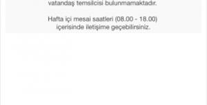 e-Devlet Kapısı Engelsiz Çağrı