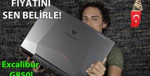 Özel Oyuncu Bilgisayarı Sipariş Ettik! - Casper Excalibur G850 inceleme