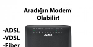 Zyxel VMG3925 B10B İnceleme - Hepsi Bir Arada!