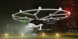Uçan Taksi VoloCity Görücüye Çıktı