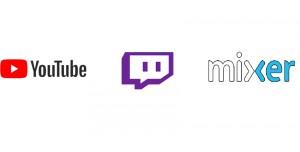 Twitch vs Mixer vs YouTube Live: En İyi Canlı Yayın Platformu Hangisi?