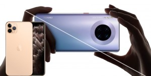 iPhone 11 Pro Max vs Huawei Mate 30 Pro Karşılaştırması