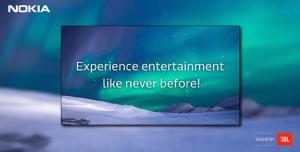 Nokia Akıllı Televizyon ile Karşımıza Çıkacak
