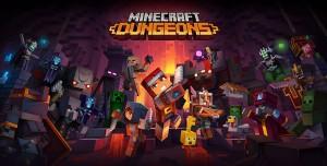 Minecraft Dungeons'ın Oynanış Videosu Yayınlandı