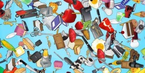 Find Objects Hidden Object