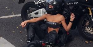 Rusya'nın Seksi Motorcusu Olga Petrova, Hayatını Kaybetti!