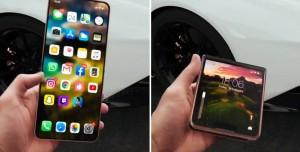 Apple'ın Katlanabilir iPhone Konsepti Olay Oldu