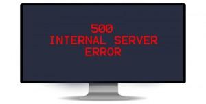 500 Internal Server Hatası Nasıl Düzeltilir?
