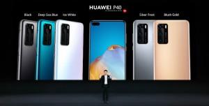 Huawei P40 Tanıtıldı! İşte Özellikleri ve Fiyatı