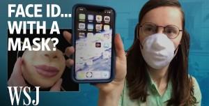 iPhone Face ID'sini Maske ile Açmanın Yolunu Buldu