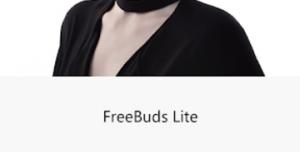FreeBuds Lite