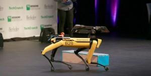 Boston Dynamics Robotları Sağlık Alanında Kullanılacak