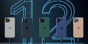 İşte iPhone 12'nin Beklenen Tasarımı!