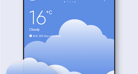 Xiaomi Weather
