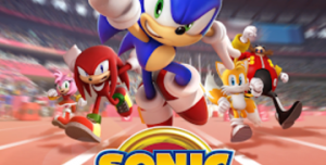 Sonic at the Olympic Games Tokyo