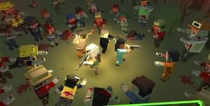 ZIC: Zombies in City
