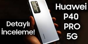 Huawei P40 Pro 5G İnceleme - Tek Rakibi Kendisi!