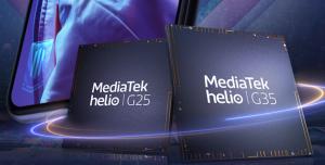 Oyun Odaklı MediaTek Helio G35 ve Helio G25 İşlemciler Duyuruldu, İşte Özellikleri