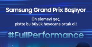 Samsung Grand Prix E-Spor Turnuvası Başlıyor (Gerçek Ralli Pilotlarıyla Yarışın)