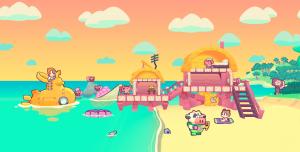 Kiki's Vacation