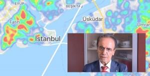İstanbul'da Her 100 Kişiden 1'inde Koronavirüs Var! Profesör Açıkladı