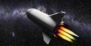 Elon Musk Starship Roketlerini Ay'a Nasıl İndireceğini Düşünüyor