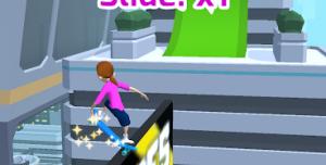 Skater Race