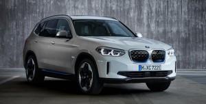 BMW'nin Tamamen Elektrikli X Modeli Tanıtıldı, BMW iX3 Özellikleri