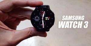 Samsung Galaxy Watch 3 İnceleme Videosu Paylaşıldı