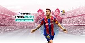 eFootball PES 2021 Season Update Resmen Duyuruldu