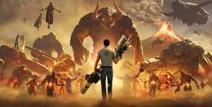Serious Sam 4: Badass Planet Oynanış Fragmanı Yayınlandı