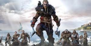 Yeni Assassin's Creed Valhalla Oynanış Videosu Sızdırıldı